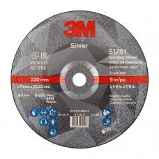 Отрезной круг 3M™ Cubitron II™ Silver T41