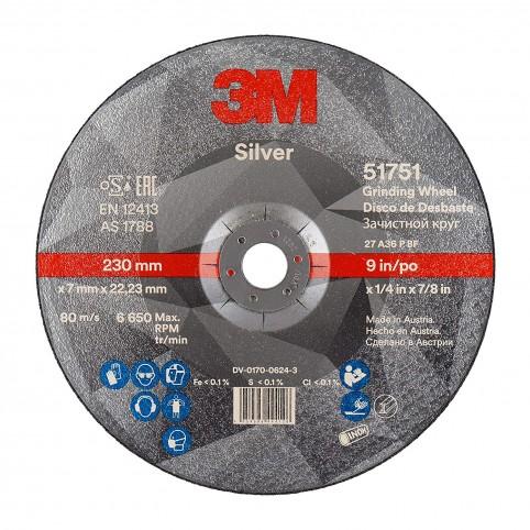 Зачистной круг 3M™ Silver
