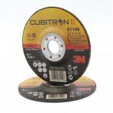 Диск 3M™ Cubitron II™ Cut&Grind T27
