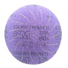 Круг шлифовальный на липучке Hookit 3M Cubitron II 775L