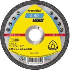 Круг отрезной Klingspor Kronenflex (Клингспор Кроненфлекс) A60 Extra