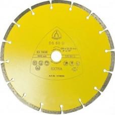 Круг алмазный отрезной Klingspor (Клингспор) DS60U Extra