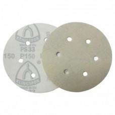 Круг шлифовальный самозацепляемый Klingspor (Клингспор) PS 33 BK/PS 33 CK